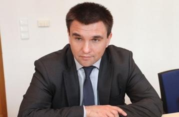 Президент предлагает назначить Климкина главой МИД