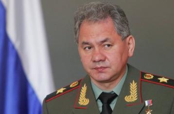 Шойгу: Армия РФ готова к любому сценарию в Украине