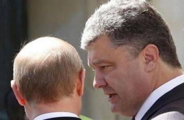 Порошенко рассчитывает на поддержку Путина и прекращение огня