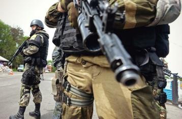Глава СБУ: Количество членов НВФ на Донбассе достигает 4,5 тысяч