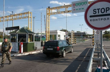 Турчинов заявил о фактическом завершении перекрытия украинско-российской границы