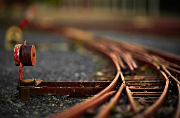В Запорожской области взорван железнодорожный мост