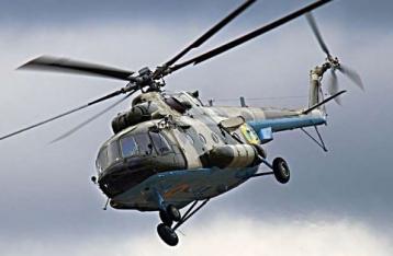 Под Славянском сбит Ми-8