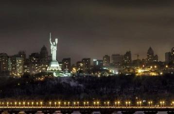 «Киевэнерго» продолжит отключать фонари в Киеве