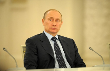 Путин выступил за продление срока прекращения огня на востоке