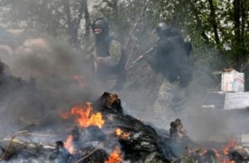 Внаслідок бою під Слов'янськом загинуло п'ятеро військовослужбовців