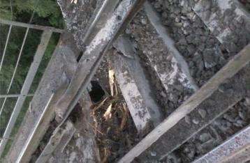 В Харьковской области неизвестные взорвали железнодорожный мост