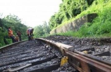 На Донецкой железной дороге – новые взрывы