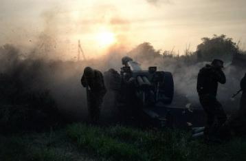 На Донбасі відновлено активну фазу АТО