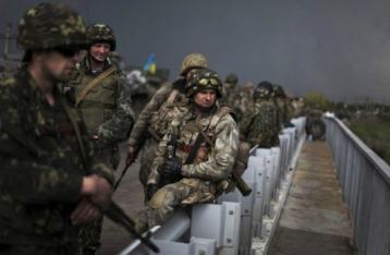 РНБО: За добу в зоні АТО загинуло троє військових