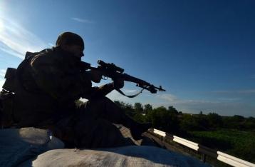 СНБО: За время проведения АТО погибли 197 военных