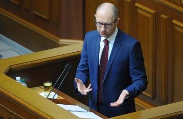 Яценюк готов переформатировать Кабмин