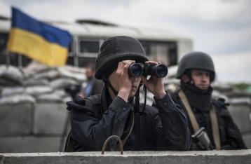 СНБО: Украинские силовики полностью контролируют границу с РФ