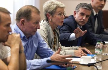 Лукьянченко: Президент предложил провести мирные переговоры в Святогорске