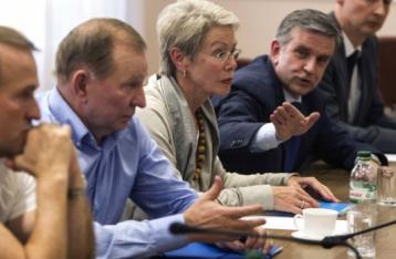 Лук'янченко: Президент запропонував провести мирні переговори у Святогірську