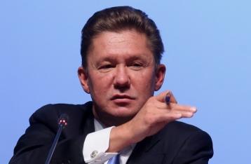 Миллер: Долг Украины за российский газ превысил $5 миллиардов
