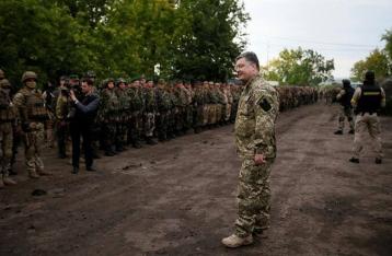 Порошенко за возобновление переговоров с «настоящими хозяевами Донбасса»
