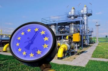 Украина увеличила импорт газа из Европы на 20%