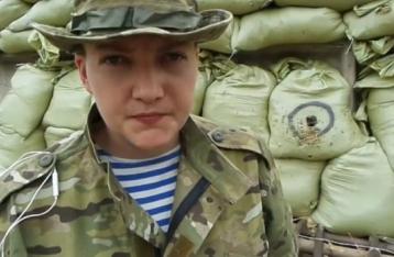 У Росії українську льотчицю звинуватили в причетності до загибелі журналістів ВГТРК