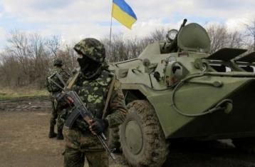 Минобороны заявляет об освобождении силами АТО четырех населенных пунктов Луганщины