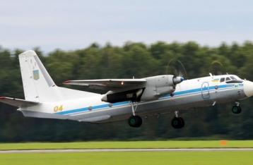 На Луганщині збили літак. Пілоти вийшли на зв'язок
