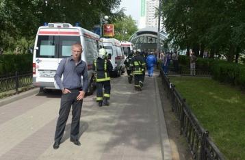 Внаслідок аварії в московському метро загинуло 15 людей