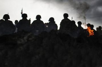 РНБО: За період АТО загинуло 258 українських військовослужбовців