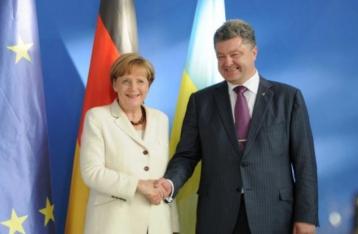 Меркель: Украина получит «жесткую поддержку» со стороны ЕС