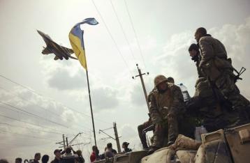 Авиация ВСУ возобновила полеты в зоне АТО