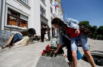 У Луганську за час боїв загинуло 44 людини, 215 – поранені