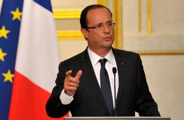 Порошенко обсудил с Олландом катастрофу малазийского авиалайнера