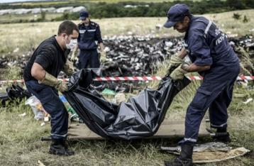 Яценюк: Найдены 272 тела жертв катастрофы «Боинга»