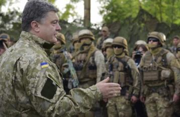 Президент виступив проти запровадження воєнного стану в Україні