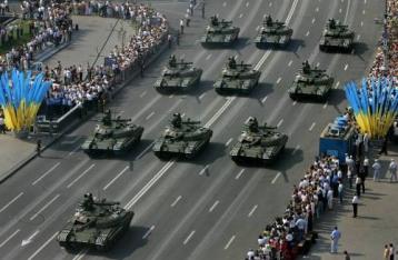 Киев отметит День Независимости без развлекательных мероприятий