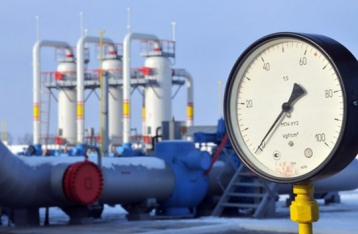 Европа сократила реверсные поставки газа в Украину