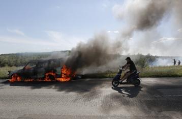 РФ звинувачує 40 українських військових у вбивстві мирних жителів