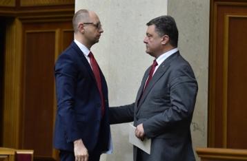 ЛЯПота за неделю: Мертвая хватка Порошенко, ответственность Яценюка, попугаи Кучмы
