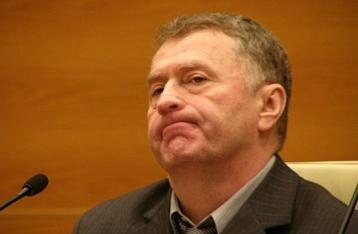 Жириновського заарештують, якщо він приїде в Україну
