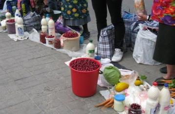 Обережно: ягоди на тротуарі