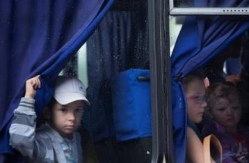 Дети-сироты из Луганска возвращены в Украину