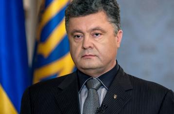 Порошенко требует оперативного расследования убийства мэра Кременчуга