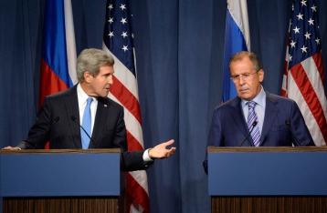Лавров и Керри обсудили ситуацию на Донбассе и высказались за прекращение огня
