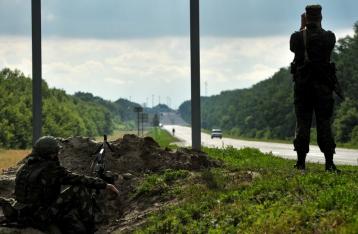 Минобороны: В ходе АТО ранены 1 236 военных