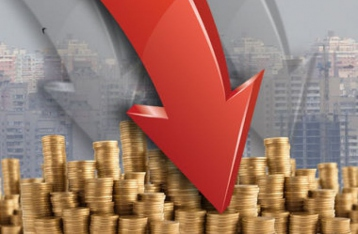 Госстат: ВВП во II квартале снизился до 4,7%
