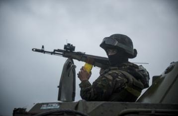 В ходе боя возле Шахтерска десять бойцов погибли, 13 ранены, 11 пропали без вести