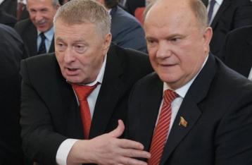 МВС України викликає на допит Жириновського, Зюганова, Малофєєва і Шойгу