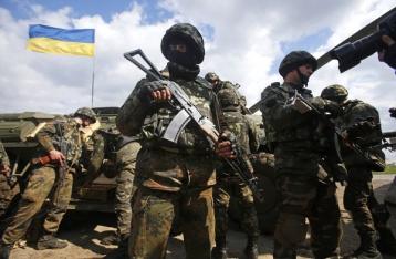 СНБО: За сутки в зоне АТО погибли 18 военнослужащих