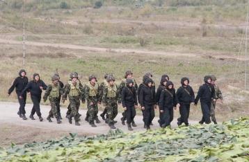 В Украине завершилась первая волна третьей частичной мобилизации