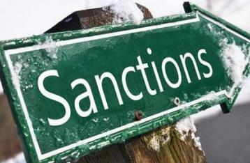 Рада в першому читанні підтримала законопроект про санкції