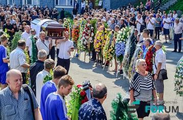 Прощай, капитан! В Киеве простились с Андреем Балем